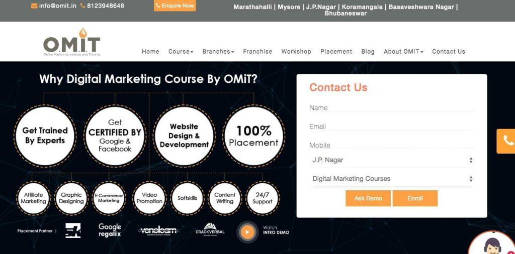 OMiT – Online Marketing Institute & Training