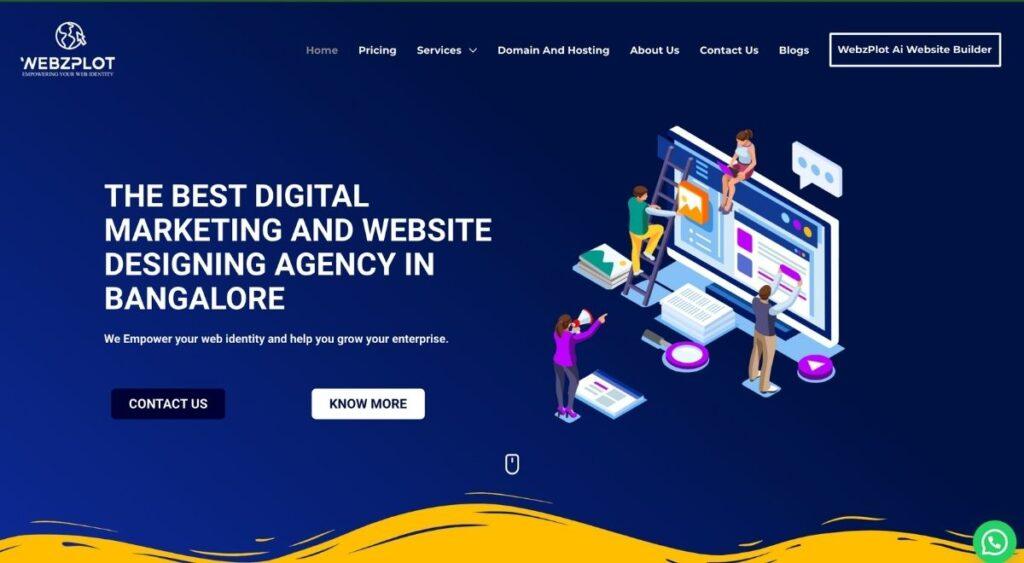 WebzPlot Digital Marketing