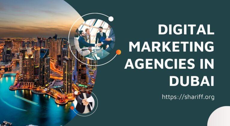 10 Best Digital Marketing Agencies In Dubai (2021 Update)